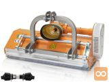 Mulčar kladivar, AgroPretex LINCE SP 100 - lahka serija