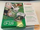Foto Tiskalnik Canon CP-220
